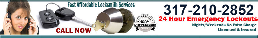 Professional 24 Hour Locksmiths Indianapolis